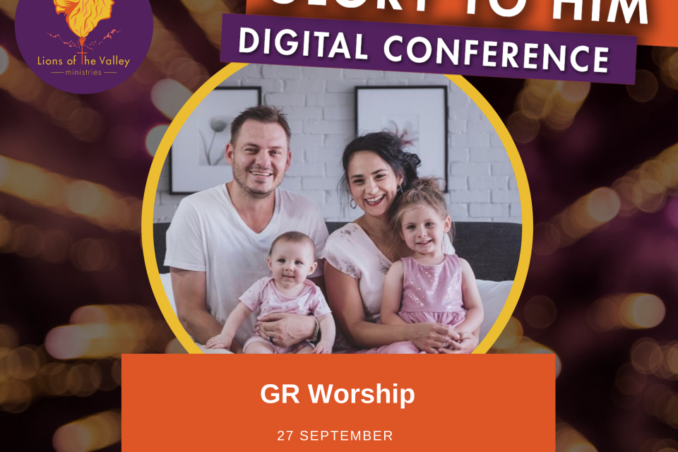 GR Worship | Lions of the Valley DC | Digital Conference