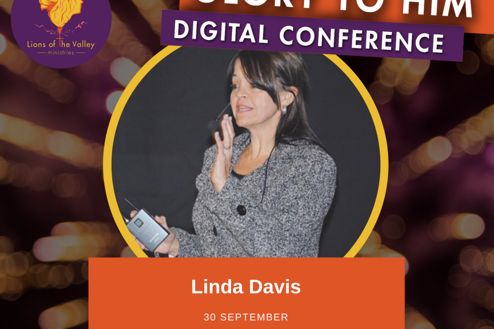 Linda Davis | Lions of the Valley DC | Digital Conference