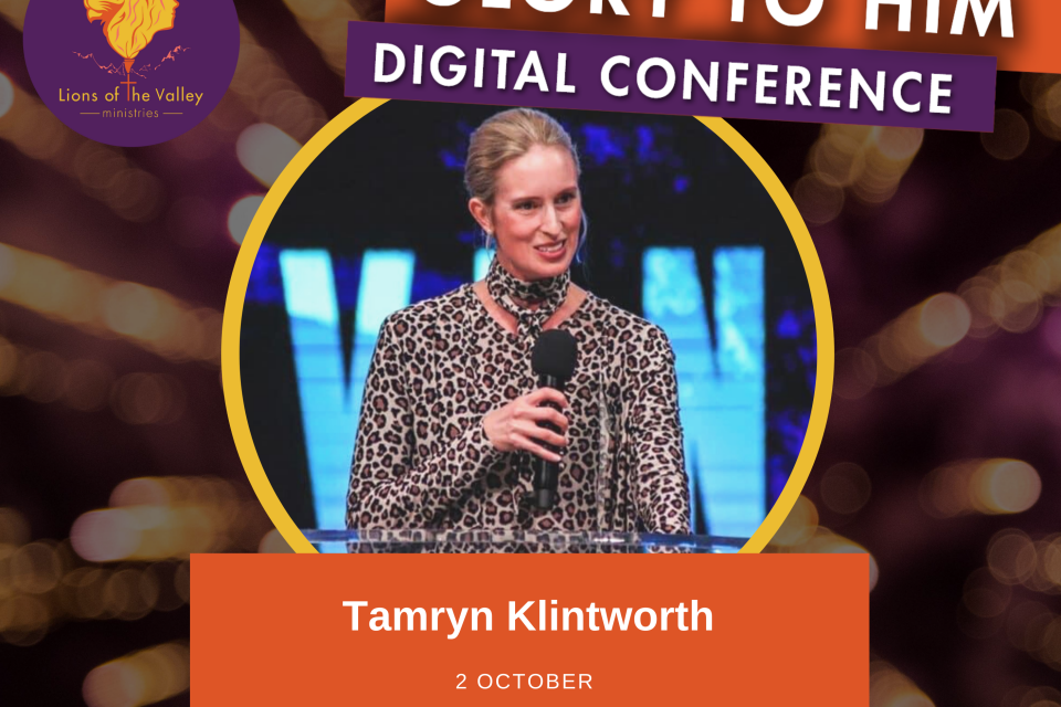 Tamryn Klintworth | Lions of the Valley DC | Digital Conference