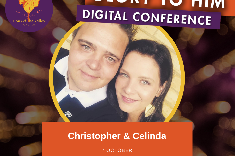 Christopher and Celinda | Lions of the Valley DC | Digital Conference
