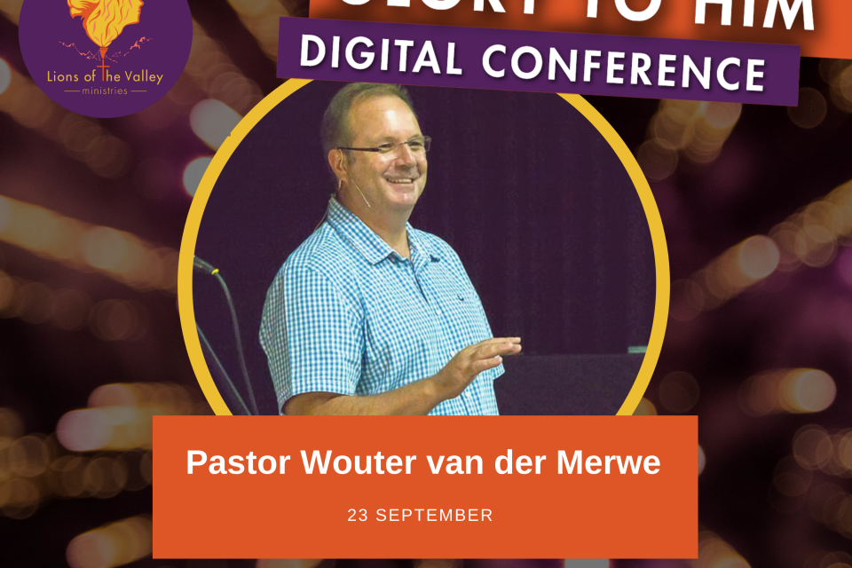 Wouter and Dot van Der Merwe | Lions of the Valley DC | Digital Conference