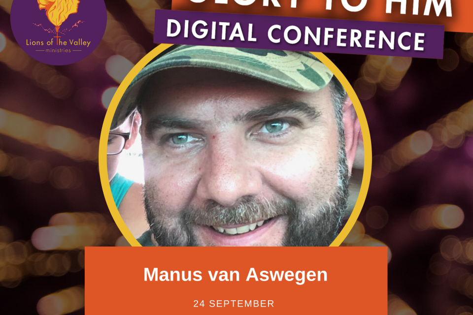 Manus van Aswegen | Lions of the Valley DC | Digital Conference
