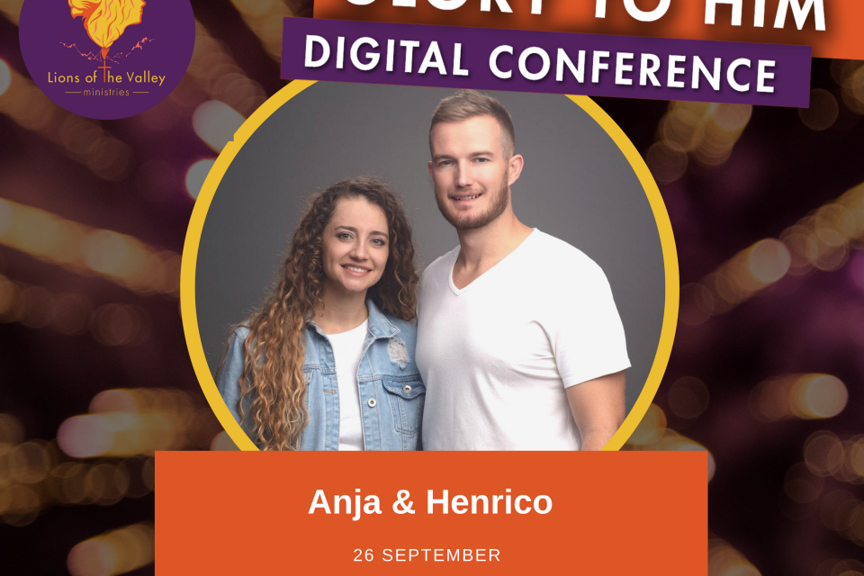 Anja and Henrico | Lions of the Valley DC | Digital Conference