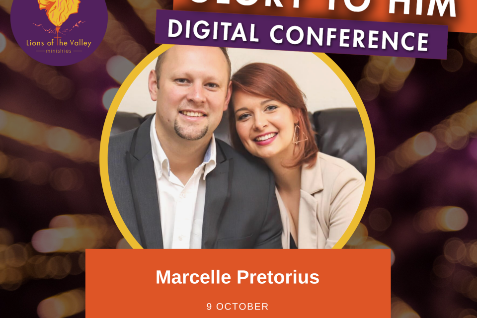 Marcelle Pretorius | Lions of the Valley DC | Digital Conference